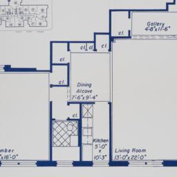 60 E. 9 Street, Apartment 16