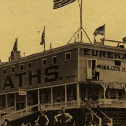 Eureka Baths, Atlantic Ocea...