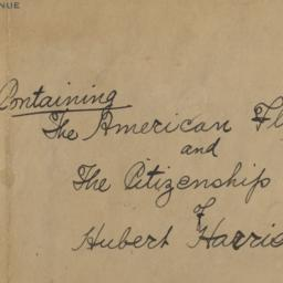 Envelope with the descripti...