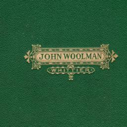 Journal of John Woolman: Wi...