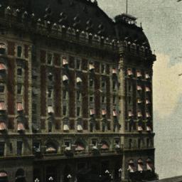 Hotel Astor, New-York.