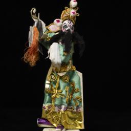 Tsao Kuo-shin Figurine