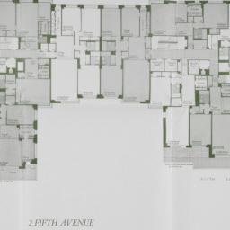 2 Fifth Avenue, Plan Of 17t...