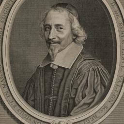 Portrait of Claude Regnauld...