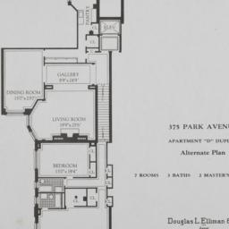 375 Park Avenue, Apartment ...