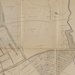 Map of Mount Vernon and env...