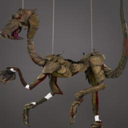 Dragon Marionette
