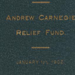 Regulations : Andrew Carneg...