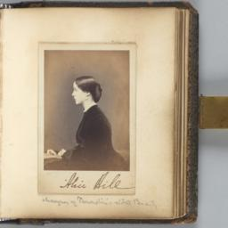 Alice Maria (née Hill), Cou...