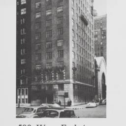 580 West End Avenue