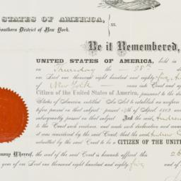 Certificate of US Naturaliz...