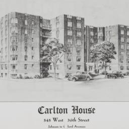 Carlton House, 545 W. 236 S...