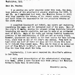 Letter from G.W. McKinney t...