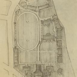 NYU. [Bronx Campus, plan]