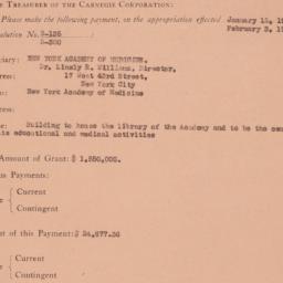 Carnegie Corporation Grant ...