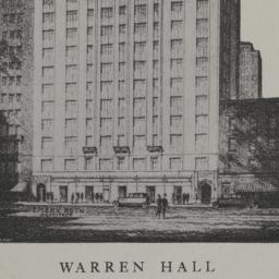 Warren Hall, 166 Second Avenue