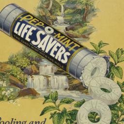 Pep-o-mint Life Savers cool...