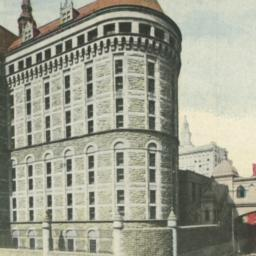 City Prison (the Tombs), Ne...