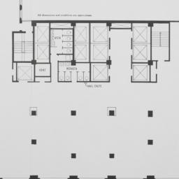 1450 Broadway, Plan Of 3rd ...