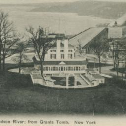 Claremont and Hudson River;...