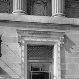 Butler Library Front Door