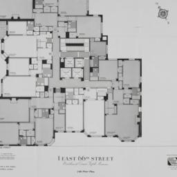 1 E. 66 Street, Plan Of 15t...