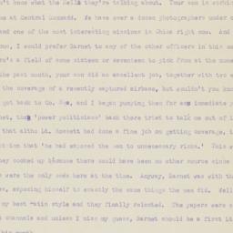 3 August 1945 Passantino le...