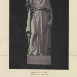 Greek sculpture. Herbert Ad...