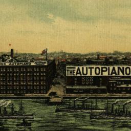 The     Autopiano Factories...