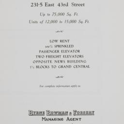 235 E. 42 Street, Now Avail...