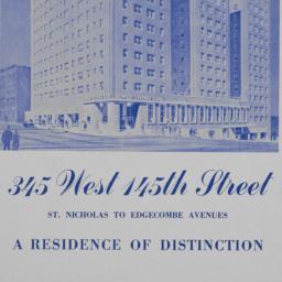 345 West 145th Street