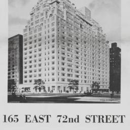 165 E. 72 Street, 7th To 15...