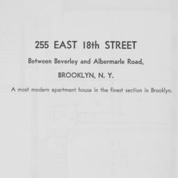 255 East 18th Street