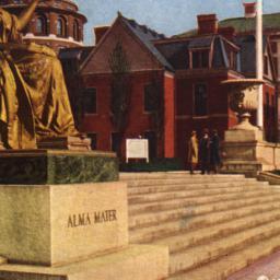 Alma Mater, Columbia Univer...
