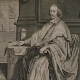 Portrait of Cardinal Jules ...