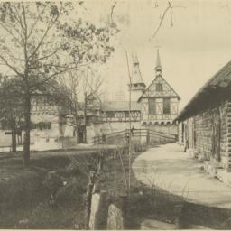 The     German Village in t...