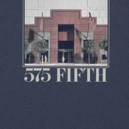 575 Fifth Avenue, 575 Fifth