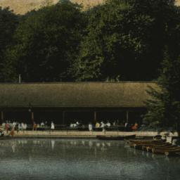 Boat Lake, Prospect Park, B...
