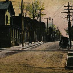 Main Street Looking South, ...