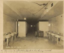 2. Women's Public Toilet looking north