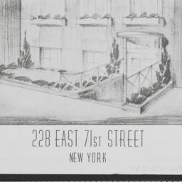 228 East 71st Street