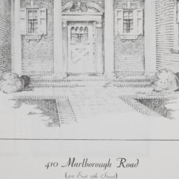 410 Malborough Road