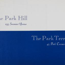 The     Park Hill, The Park...