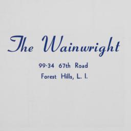 The     Wainwright, 99-34 6...