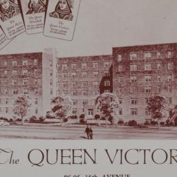 The     Queen Victoria, 86-...
