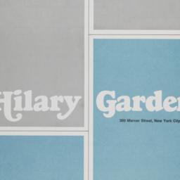 Hilary Gardens, 300 Mercer ...