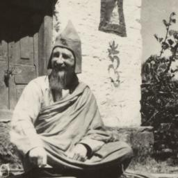 Lama Anagarika Govinda at C...