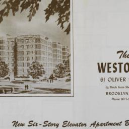 The     Westover, 61 Oliver...