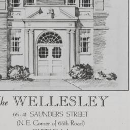 The     Wellesley, 65-41 Sa...