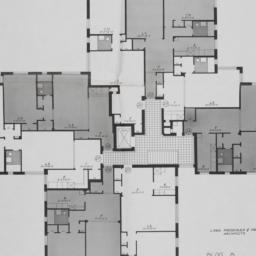 Hunter Garden Apartments, 3...
